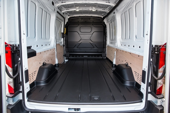 Lwb Transit Van