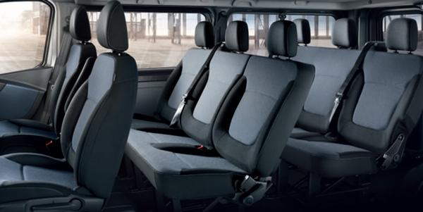 Minibus Hire 9 Seater Minibus