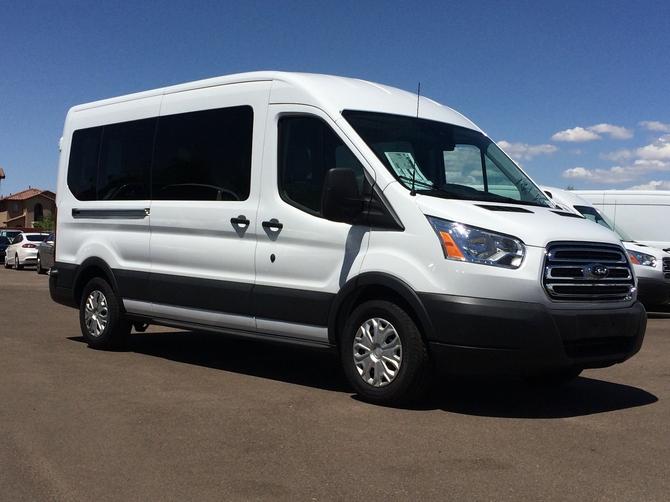 15 Seater Minibus